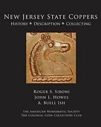 New Jersey State Coppershistory Description Collecting Reference Book