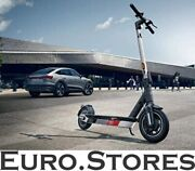 Original Audi Electric Kick Scooter 89a050001 Powered By Segway 350w 65km Range