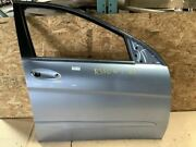 2006 2009 Mercedes R350 Front Right Side Door Shell Cover Silver Metallic Oem+