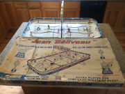 Coleco 5332 Jean Beliveau Table Hockey Game 1969