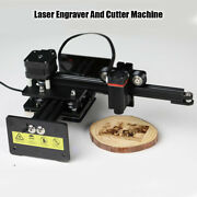 Laser Engraver And Cutter Machine Printer Cnc Router New Desk High Quality Item