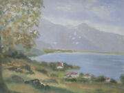 Signed B Steinel Dated 1972 - Tegernsee