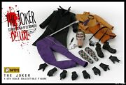 1/6 Daftoys Action Figure F01 The Joker Comic Ver. Clothes Head Set For 12 Body