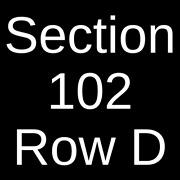 4 Tickets One Night Of Queen - Gary Mullen And The Works 3/18/22 Rosemont Il