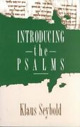 Introducing The Psalms Paperback By Seybold Klaus Dunphy R. Graeme Brand...