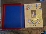 Limited Edition, Signed, The Rohan Book Of Hours, Number 21 Of 55.
