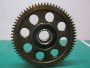70 Tooth Gear With Splined Gear And Oil Ring For Chinese Atv Dirt Bike Motorcycle