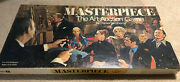 Vintage 1970 Masterpiece Art Auction Board Game Complete - Parker Brothers