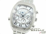 Citizen Campanora Perpetual Calendar Ag6250-50a Menand039s Used Watch