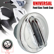 1andtimesuniversal Modified Motorcycle Fuel Gas Tank Cap Protect Cover 57mm Round Style
