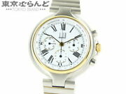 Dunhill Millennium Chronograph Dc3019 Menand039s Used Watch