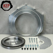 Kennedy Engine Adapter For 1986-1995 Chevy 4.3 Liter V-6 Or Small Block 350 To 0