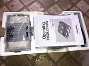 Panasonic Rr-930 Microcassette Transcriber Recorder W/foot Pedal New Old Stock