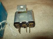 Nos Air Conditioning Relay For Blower 1972 Ply Dod Chrysler Imperial Pn 3621838