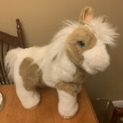 Furreal Friends Baby Butterscotch Show Pony Interactive Pet Horse Works