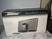 Extremely Rare New Bose Sounddock Early Iphone Ipod Player Series Ii Year 2012