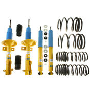 Bilstein B12 Pro-kit 05-10 Ford Mustang Base/gt Front And Rear Suspension Kit