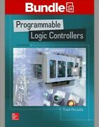 Programmable Logic Controllers + Logixpro Lab Manual Hardcover By Petruzella...