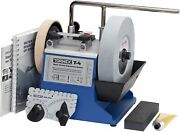 Tormek T4 Water Cooled Precision Tool Sharpening System With 8-inch Stone