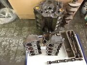 1967 Chevy Camaro 327 V8 Engine Machined Ready To Build With Your Custom Kit