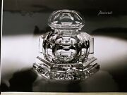 French Midcentury 1980s-1990s Limited Edition. 75/450 Victor Hugo Crystal