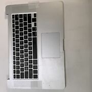 Apple 15 Macbook Pro 2015 Mjlq2ll/a-bto + Multiple Issues Sold As Is For Parts