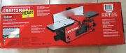 Craftsman Benchtop Jointer 10-amp Cmew020 - Brand New