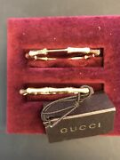 Authentic 18kt Gold Hoop Earrings, Model Ybo325819, Box And Papers