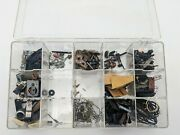 Ho Scale Model Train Component Case Wire Engines Anchors