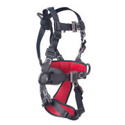 Fall Protection Full Body Safety Harness Electricians With Insulated Metal Parts