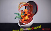 M5 Studio Charmander 1/6 Resin Figurine Painted Statue Model In Stock 7and039and039