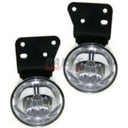 New Front Lh And Rh Fog Lamp 1999-2005 Fits Pontiac Grand Am 22613881 22613882