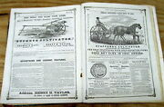 5 1865 Chicago Illinois Newspapers Printed During And Shortly After The Civil War