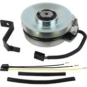 Pto Blade Clutch For John Deere D140 And D150 Mower - W/ Wire Repair Kit