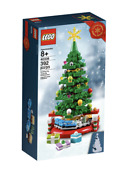 Lego Christmas Tree 40338 Discontinued Rare Holiday 100 Complete In Box
