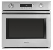 Ge Monogram Zet1shss 30 Inch Single Electric Stainless Steel Wall Oven