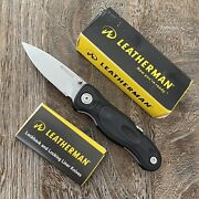Vintage Leatherman Expanse E300 Pocket Knife Collectible New With Box