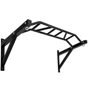 """Merax Wall Mount Pull-up Bar 48"""" Multi-grip Chin-up Station 180. Local Pick Up"""