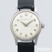 Abercrombie And Fitch Original Arabic Dial Boyand039s Size Manual Vintage Watch 1950and039s