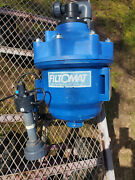 Filtomat Self Cleaning Irrigation Filter