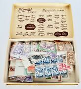 1930-1950s Collectors Lot Of Unused United States Postage Stamps - Approx 14.00