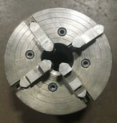 10 Buck 4-jaw Independent Chuck Model 1310