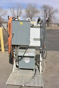 Square D 3 Phase Temp Power Skid 30 Kva 480 To 208y/120 Nq 100 Amp Panel