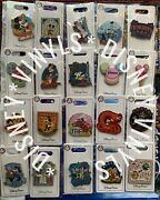 Disney World Epcot 2021 Country Countries Pavilions Set Of 20 Trading Pins Pin