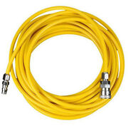 20x5m Pu Air Pipe 8x5mm Air Compressor Hose With Connector F9f7