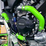 Kawasaki Zx 10r / Rr 2021 5 Piece Oem Replacement Samco Sport Silicone Hose Kit