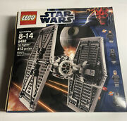 Lego Star Wars Tie Fighter 9492 Complete With Box Manual Mini Figures Retired