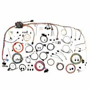1973-1982 Chevy Truck Wiring Harness Kit American Autowire Classic Update 510347