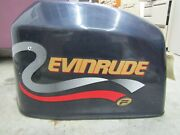 Evinrude Ficht 285256 Motor Cover/hood/shroud/cowling 1999-2000 225hp - Used