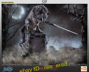 First 4 Figures The Great Grey Wolf Sif Dark Souls 1/4 Resin Statue Figure H 30